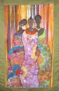 Three Ladies by Phyllis Stephens