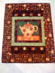 Spice Tea With Brown Sugar Please, 24 x 32 inches, by O.V. Brantley, 2008. For sale at www.ovbrant.etsy.com.