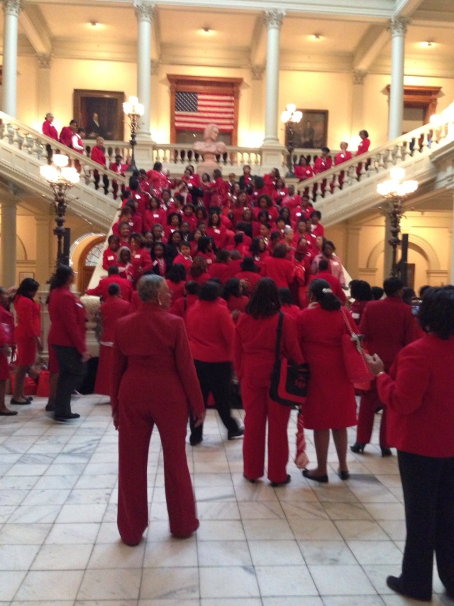 Delta Day at the Capitol