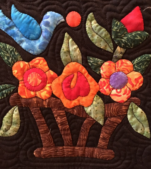 Give Yourself a Flower Garden detail